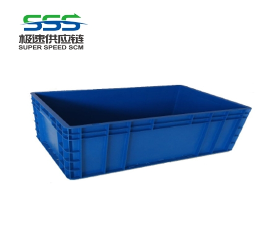 HYS6414 plastic turnover box