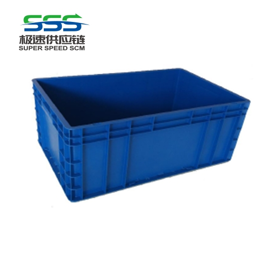HYS8628 plastic turnover box
